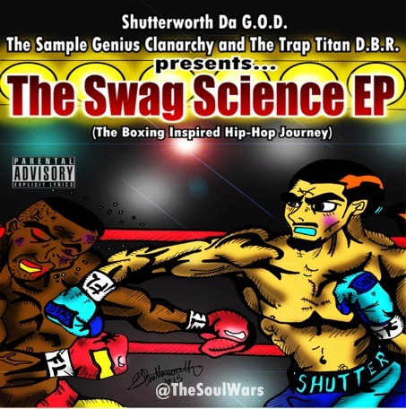 The Swag Science EP Cover